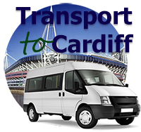 transport to cardiff